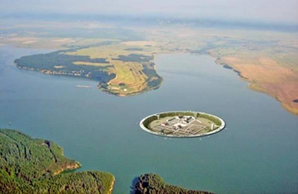 Imagen generada por computadora de cómo sería la antigua ciudad de Tracia según el proyecto propuesto.
