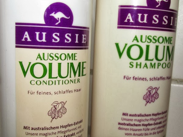 Aussie Aussome Volume Range Review / Produkttest