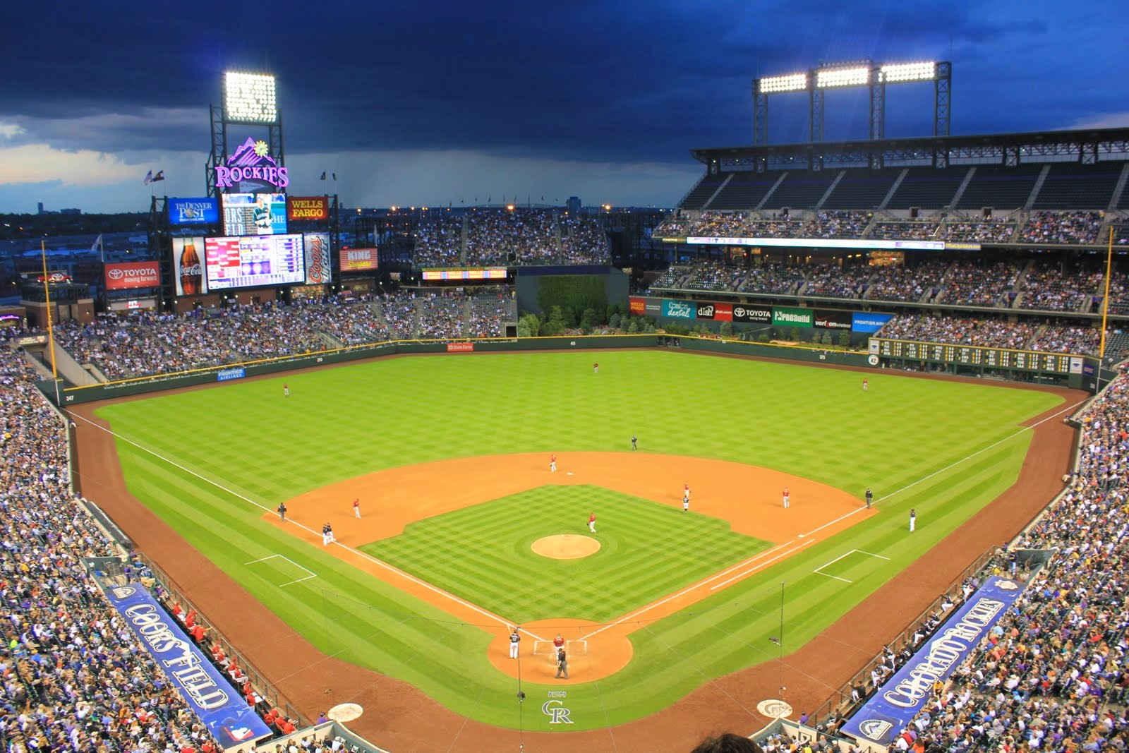Colorado Rockies Luxury Suites For Sale, Single Game Rentals, Coors Field
