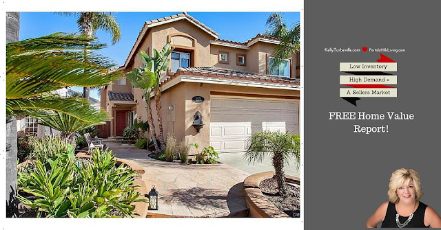 Portola Hills home value report