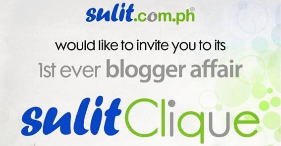 Sulit Clique: A Very 'Sulit' Bloggers Affair