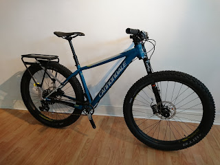 old man mountain sherpa 142sp para Cannondale