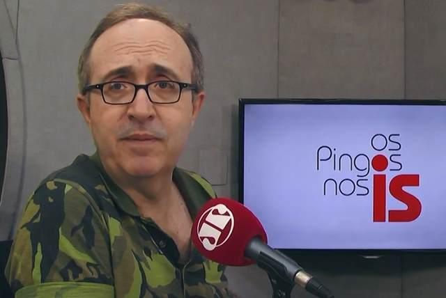 Reinaldo Azevedo: o rottweiler virou que poodle