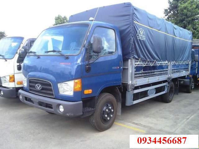 Bán xe tải Hyundai 7 tấn tại Hà Giang