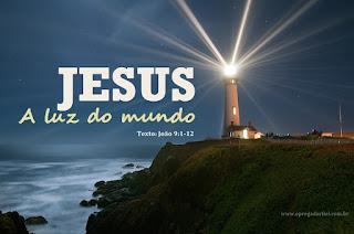 Série: Jesus no Evangelho de João - Jesus: A Luz do Mundo