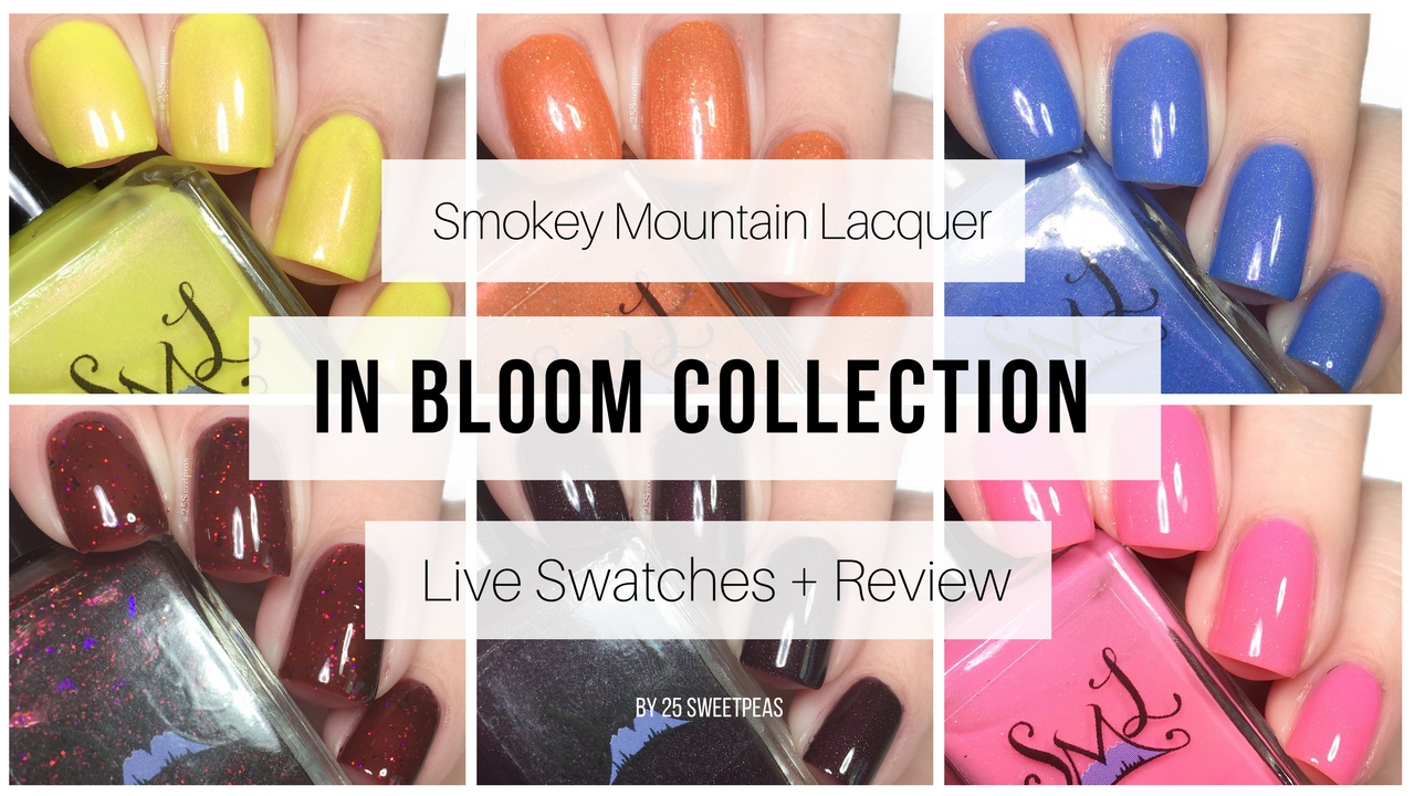 Smokey Mountain Lacquer In Bloom