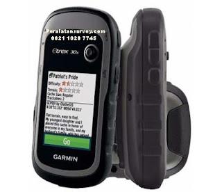 Harga Terbaru  Gps Garmin Etrex 30X komplit  CD software dan training  GRATIS