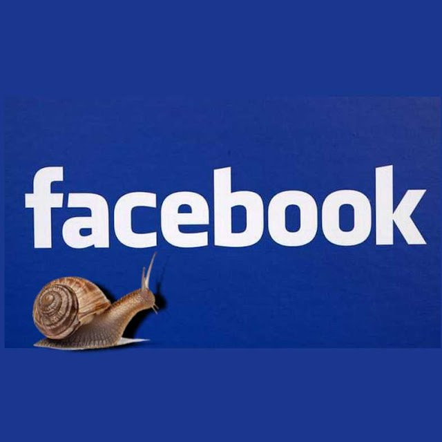 Cara mengatasi Akun Facebook Lambat