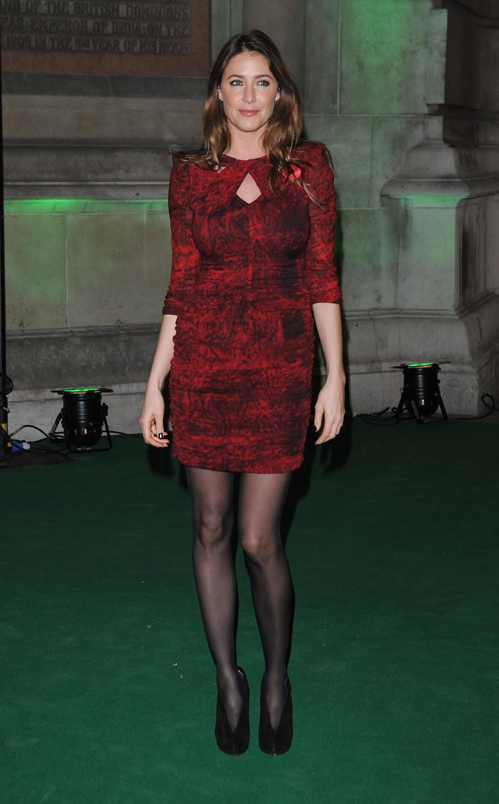 Nylon Celebrities: Lisa Snowdon