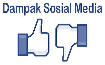 dampak penggunaan sosial media