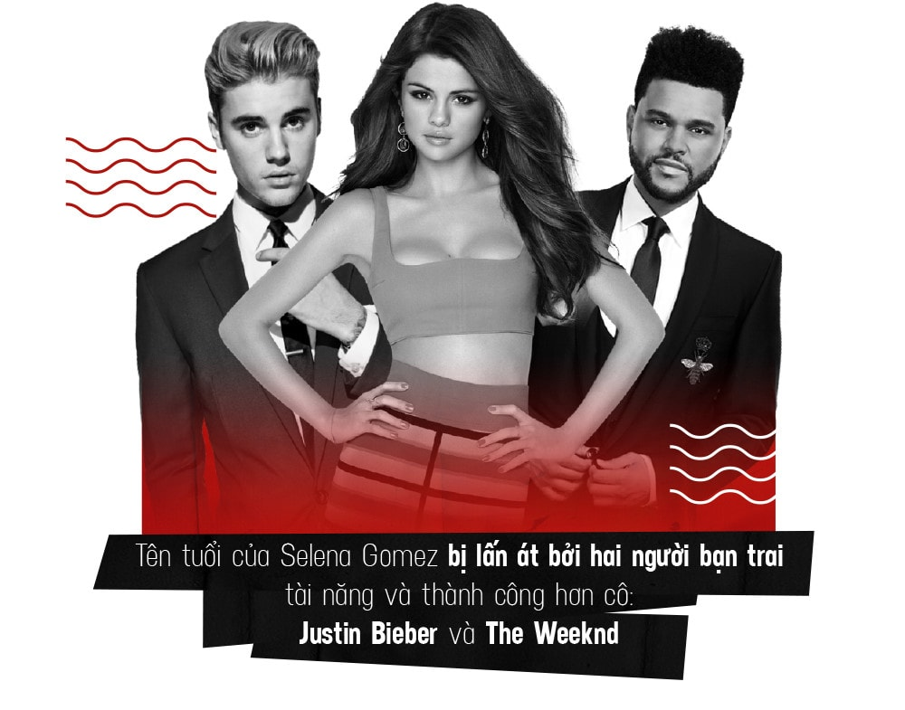 Selena Gomez: Nổi nhất 2017 nhờ yêu đương, ghép thận và sống ảo? - Ảnh 9