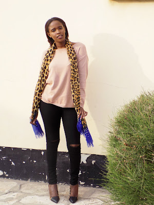 FashionDRA | LookBook : High Up Your Sweater Game