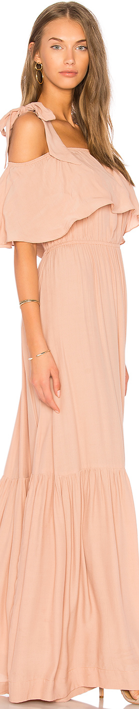 SWF CHLOE MAXI DRESS