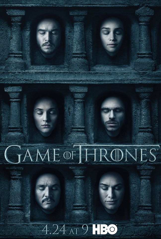 Game of Thrones 6ª Temporada Torrent - HDTV 720p e 1080p Dual Áudio (2016)