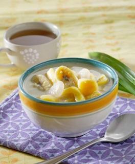 Resep takjil membuat kolak pisang ubi nangka