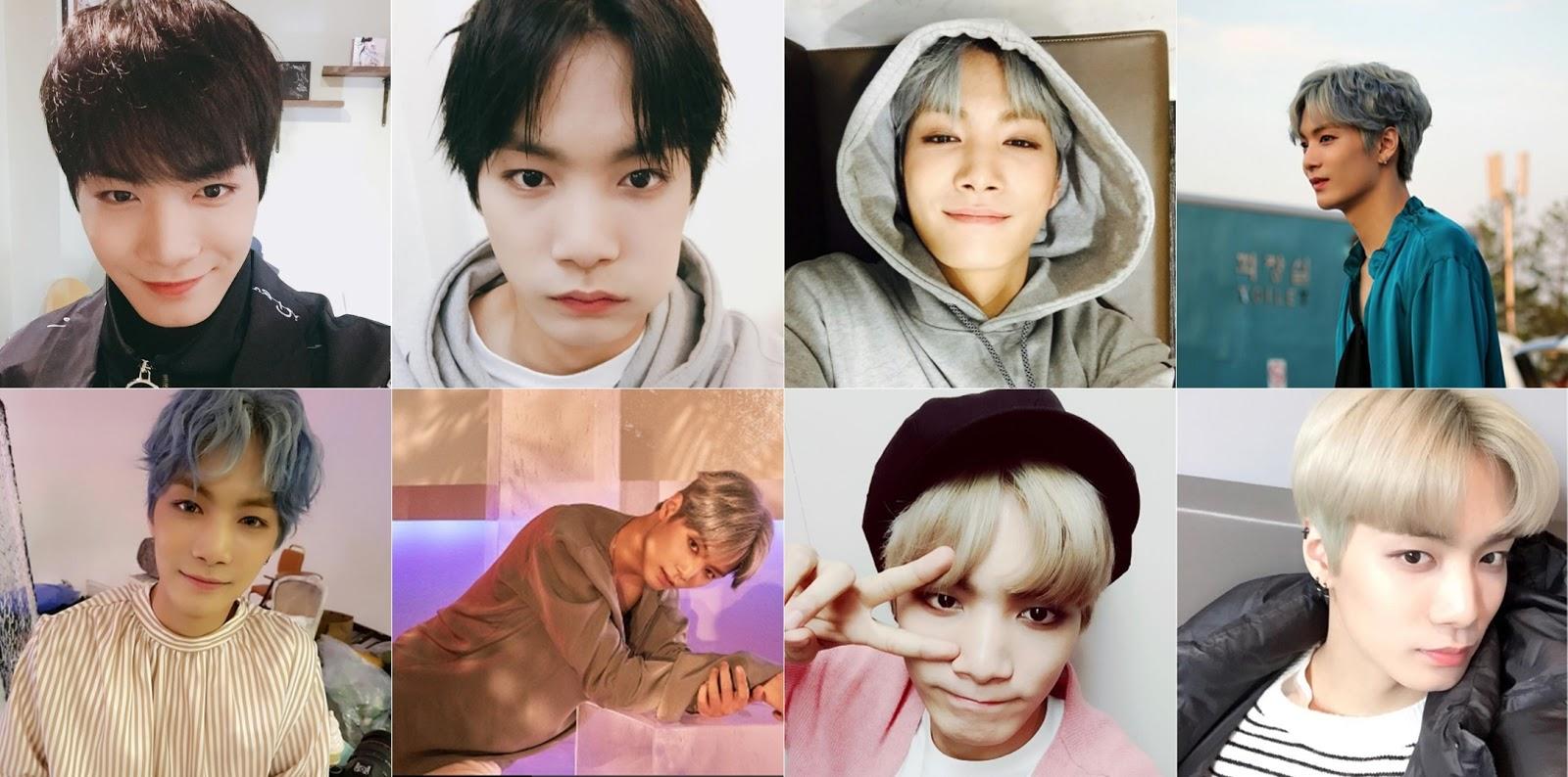 Grupo de K-pop Nu'est - JR