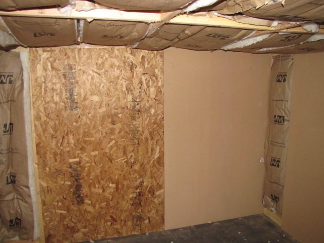 Dawbox Soundproof Drum Room Interior Wall