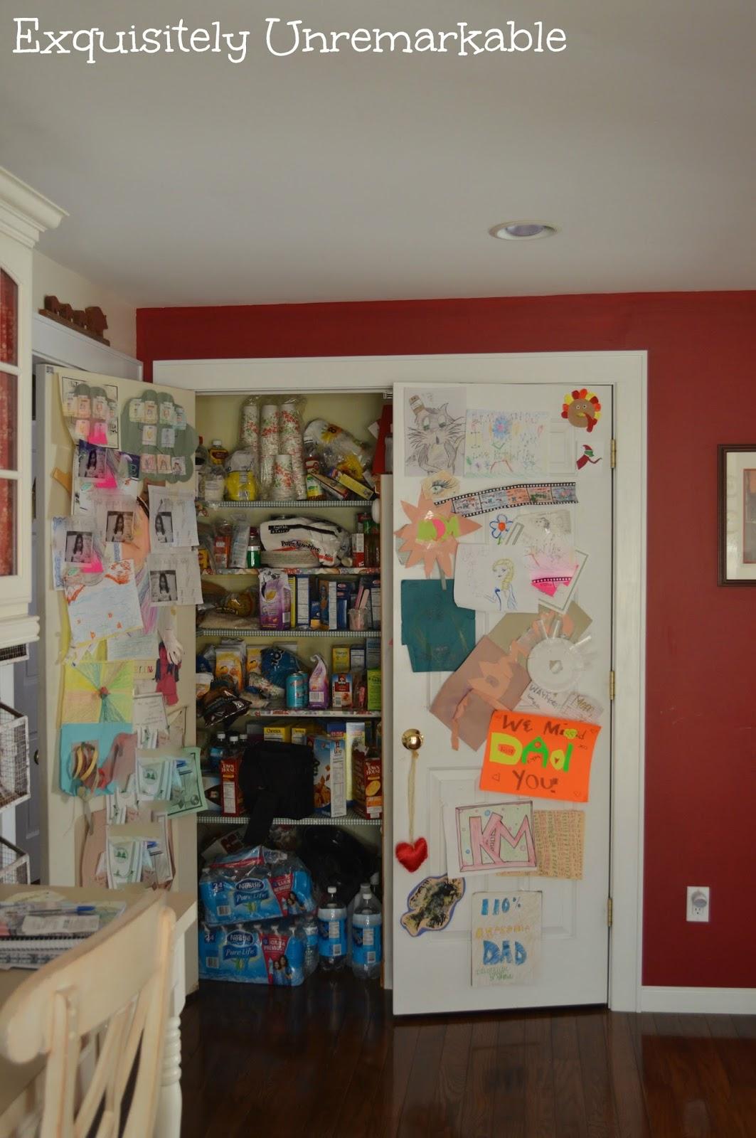 Kitchen Panty Kid's Display