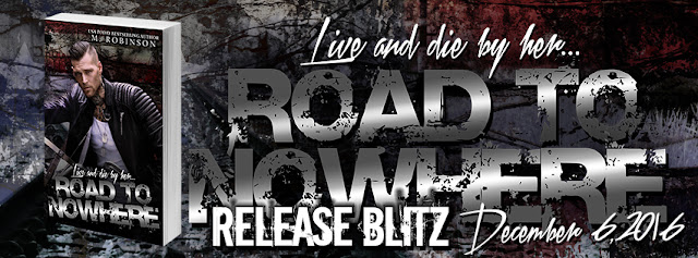 ~RELEASE BLITZ~ Road To Nowhere by M. Robinson