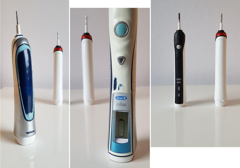 Bewährte Qualität mit dem Oral B Pro 2 2000 Basismodell