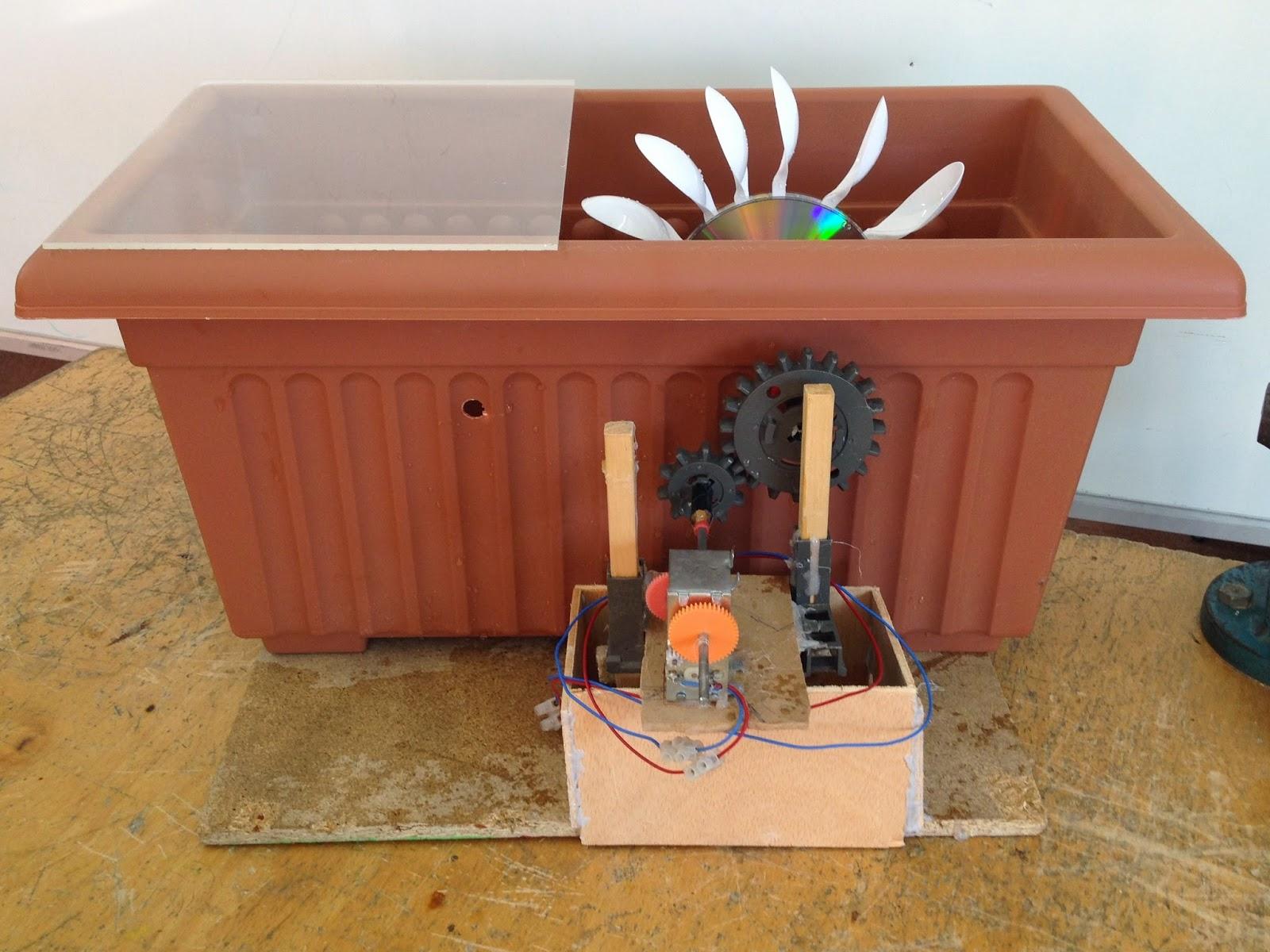 Aula de tecnolog as construyendo maquetas de energ as - Como se limpia una casa ...