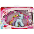MLP Rainbow Dash Super Long Hair Ponies  G3.5 Pony