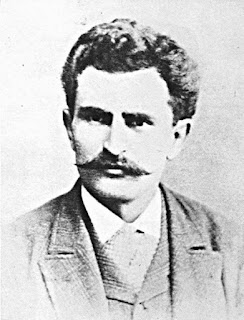 Errico Malatesta in a picture taken in 1890