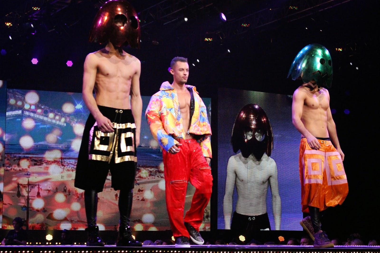 clothes show 2014