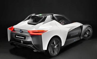 Mobil Listrik Keren Nissan Hadir di GIIAS 2017