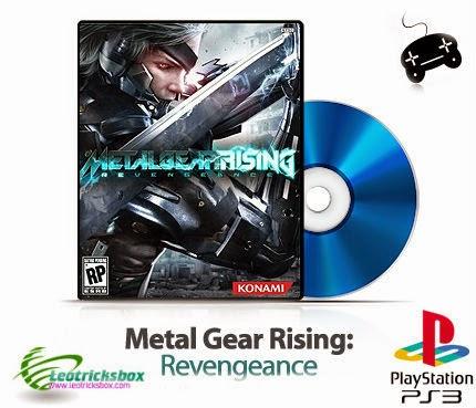 PC Game : Metal Gear Rising : Revengeance
