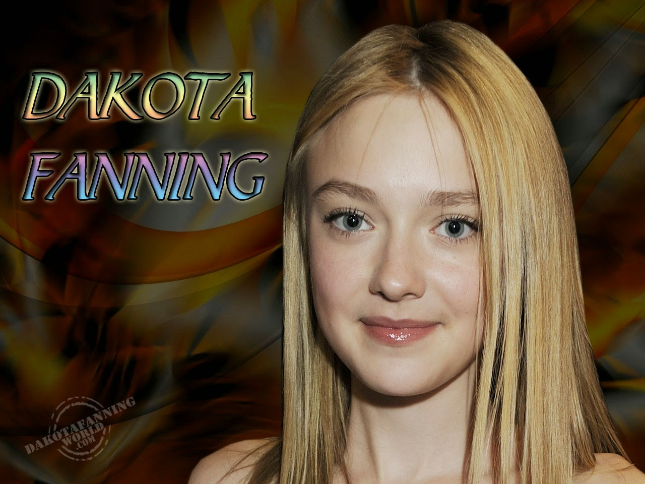 STARS HOLLYWOOD BOLLYWOOD WALLPAPER PICS: Dakota Fanning