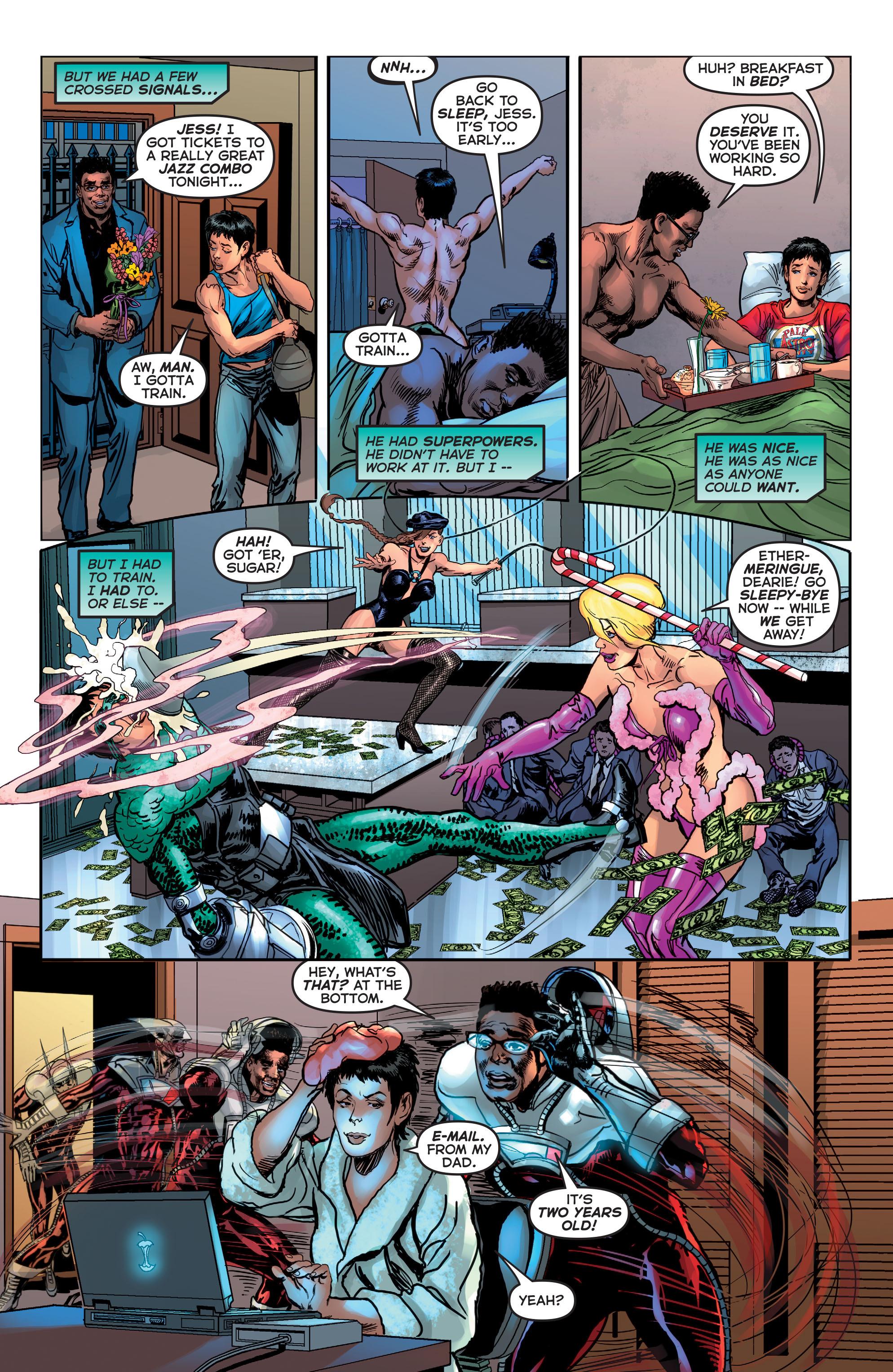 Read online Astro City comic -  Issue #20 - 6