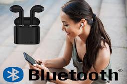 سماعات بلوتوث صغيرة رخيصة وانيقة Mini Wireless Bluetooth Handsfree Earphones