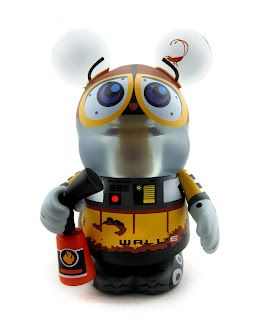 Pixar Series 3 Vinylmation wall-e