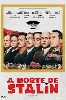 A Morte de Stalin - BDRip Dual Áudio