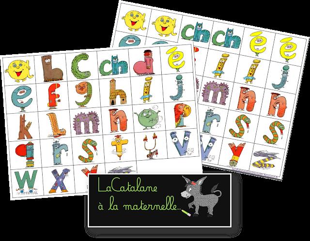 Etiquettes alphas (LaCatalane)
