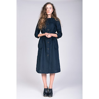 Lempi Button Down Dress