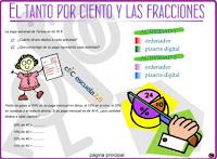 http://www3.gobiernodecanarias.org/medusa/eltanquematematico/tantoporciento/indice_tpc_p.html