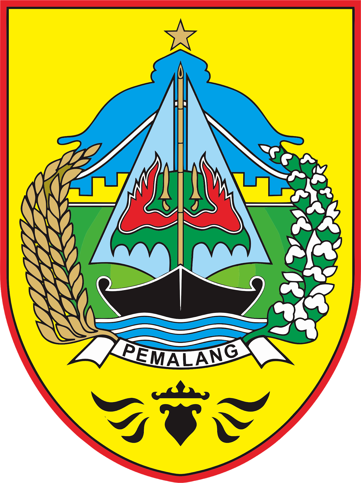 Gambar Png Logo Kabupaten Pemalang Png