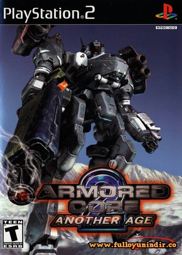 Armored Core 2 Another Age (PAL) Playstation 2 Tek Link