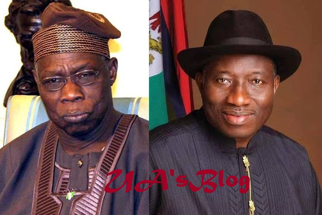 How I Can Work With Goodluck Jonathan Again - Olusegun Obasanjo Opens Up