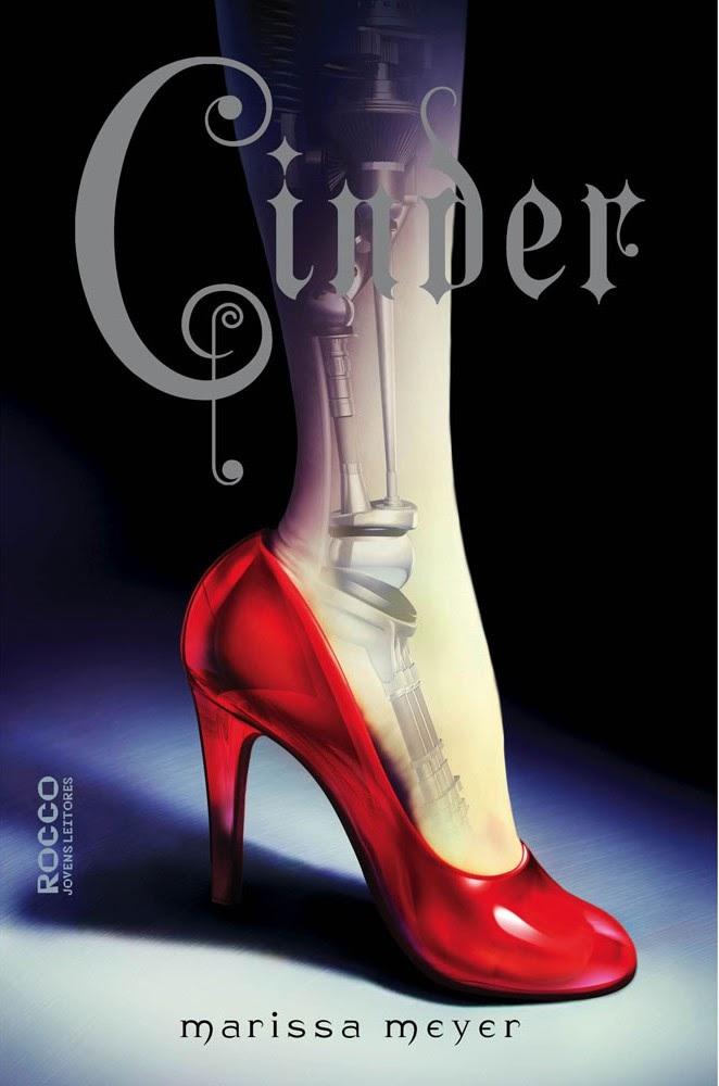 Resenha: Cinder