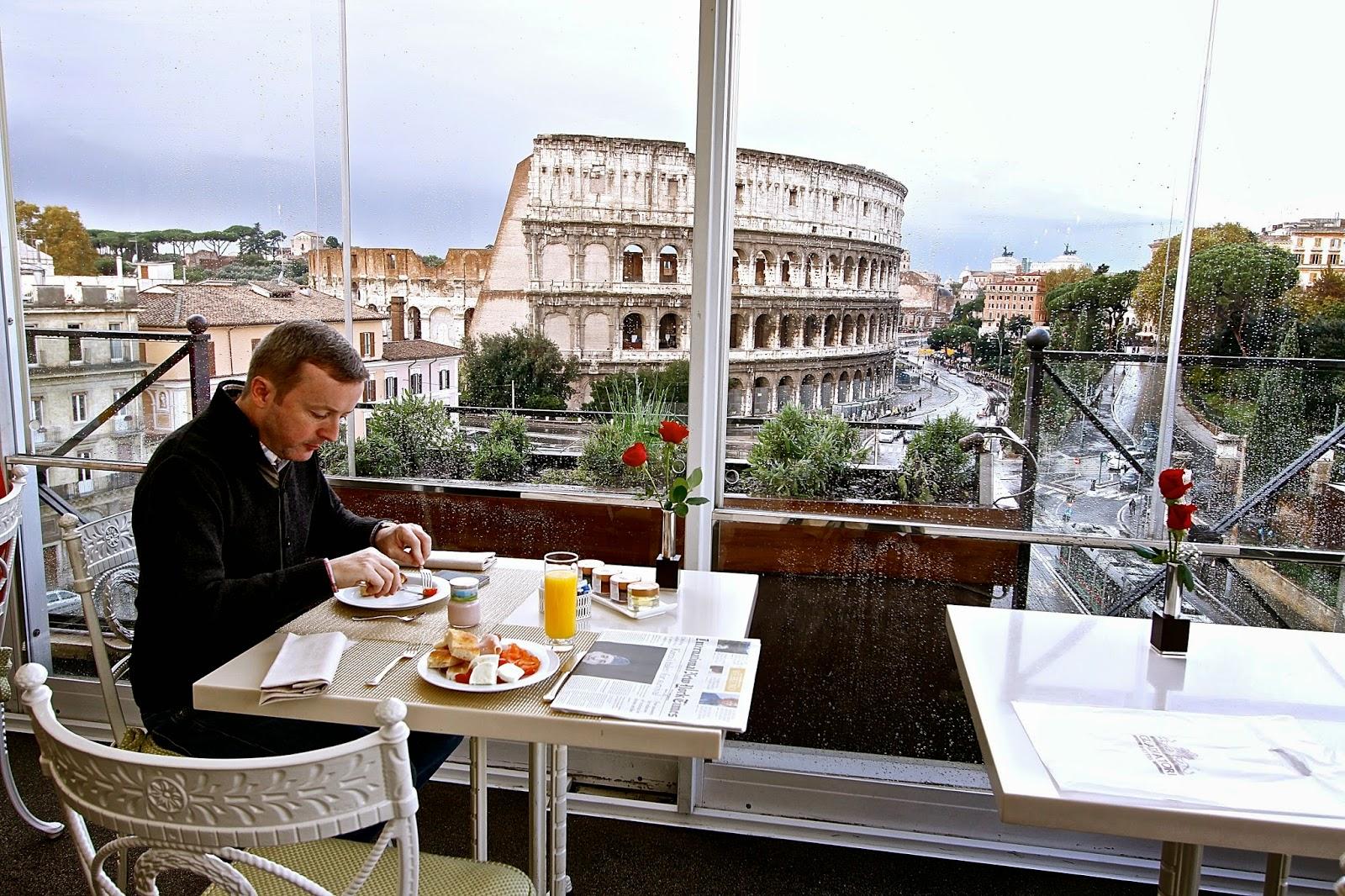 Baglioni Hotel Restaurant