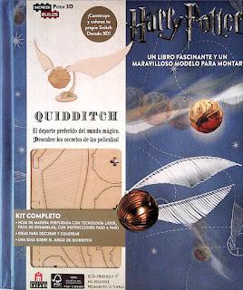 Incredibuilds Quidditch