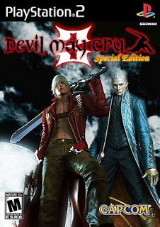 Devil May Cry 3: Dante's Awakening PS2 (2005) NTSC-U Pt-Br