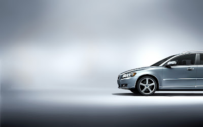 volvo v50 widescreen hd wallpaper
