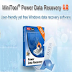 MiniTool Power Data Recovery v6.8 + keygen Free Download Crack Full version Software Download