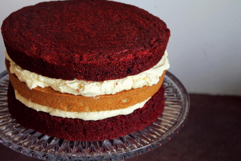 Jennifer Murch >> Jennifer Murch: creamy, costco-esque cake filling