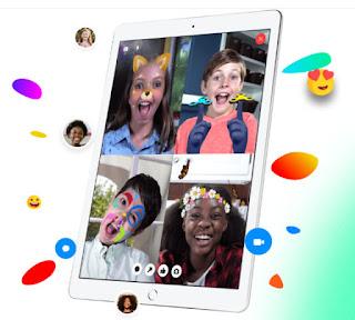تطبيق ماسنجر للاطفال messenger kids