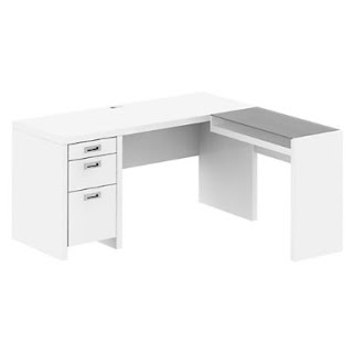 White Corner Desk Small White Corner Desk